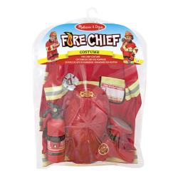 FIRE CHIEF ROLE PLAY SET (EA)