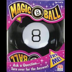 MAGIC 8 BALL (ENGLISH ONLY)