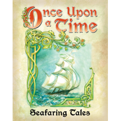 ONCE UPON A TIME CARD GAME - EXPANSION - SEAFARING TALES  X$