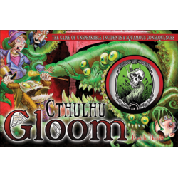 GLOOM - CTHULHU MAIN GAME ( + FREE Exp w/Purchase: #AG1331 )
