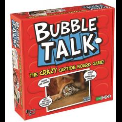 BUBBLE TALK ( Ages 8+ )