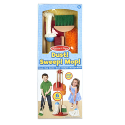LET'S PLAY HOUSE! DUST, SWEEP & MOP (1)