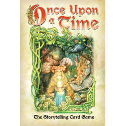 ONCE UPON A TIME CARD GAME - MAIN GAME - 3rd EDITION
