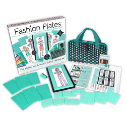 FASHION PLATES DELUXE KIT  *ON SALE! *  X$