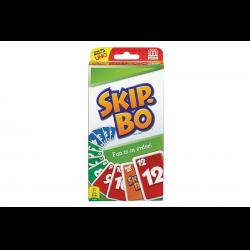 SKIP-BO CARD GAME (BILINGUAL)
