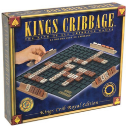 KINGS CRIBBAGE (BILINGUAL) (upc: 627064200018)