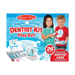 SUPER SMILE DENTIST PLAY SET (ENG) (6)