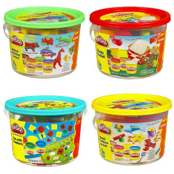 PLAY DOH - MINI BUCKET (4)