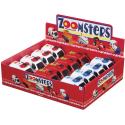 ZOOMSTERS MINI RESCUE TEAM(12)