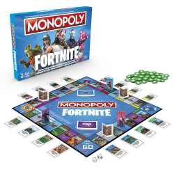MONOPOLY - FORTNITE  *NEW!*