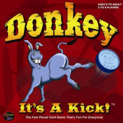 DONKEY IT'S A KICK!