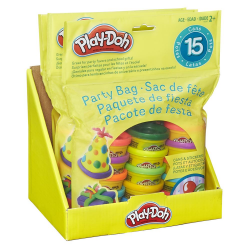 PLAY DOH - PARTY BAG - 15CT PDQ - (8)